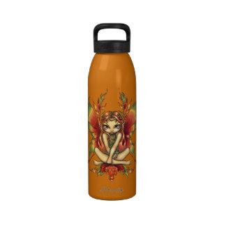 Autumn Night Fairy Water Bottle