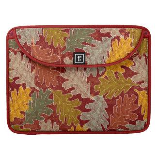 Autumn Oak Leaves MacBook Pro Sleeve