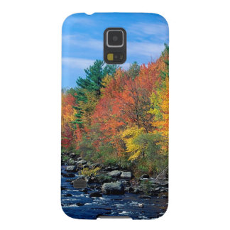 Autumn Of New England Case For Galaxy S5