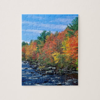 Autumn Of New England Puzzles