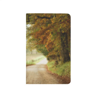 Autumn on a Country Road Journal