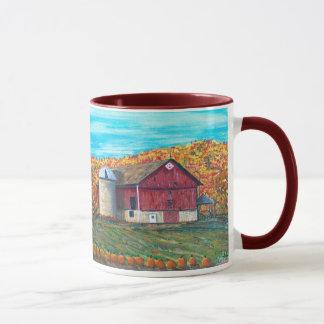 Autumn on an Illinois Farm Mug