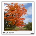 Autumn on the Farm Room Stickers