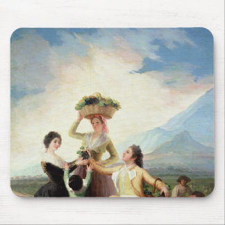 Autumn, or The Grape Harvest, 1786-87 Mouse Pad