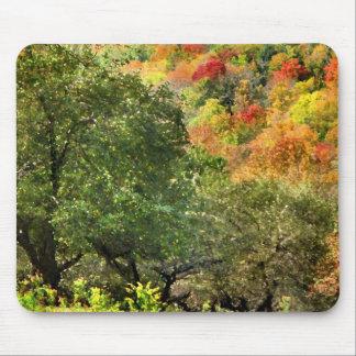 Autumn Orchard Mousepad