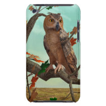 Autumn Owl iPod Touch Cover