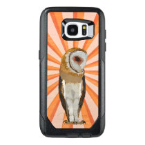 AUTUMN OWL OtterBox SAMSUNG GALAXY S7 EDGE CASE