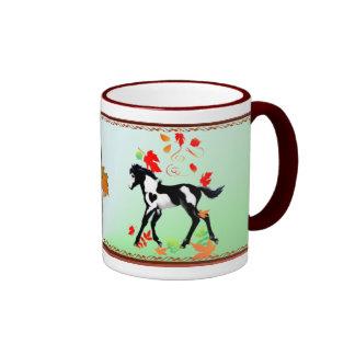 Autumn Paint  Mug