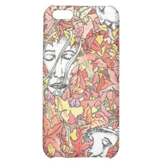 Autumn Painting Case For iPhone 5C