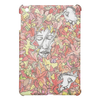 Autumn Painting Cover For The iPad Mini