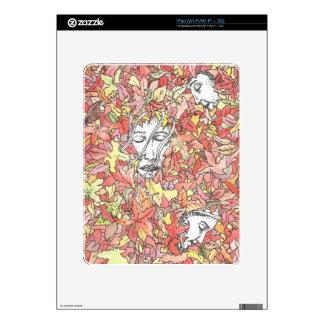 Autumn Painting iPad Decals