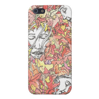 Autumn Painting iPhone 5 Cover