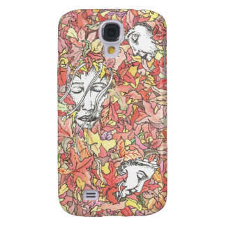 Autumn Painting Samsung Galaxy S4 Case