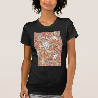 Autumn Painting Tee Shirt