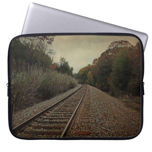 Autumn Passage electronics bag Laptop Computer Sleeve
