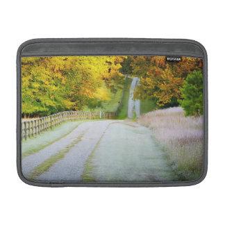 Autumn Path MacBook Air Sleeve