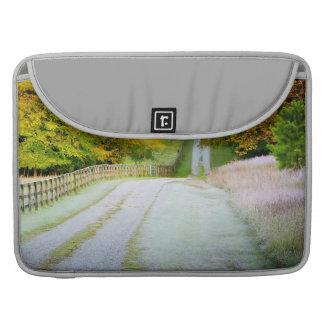 Autumn Path MacBook Pro Sleeve