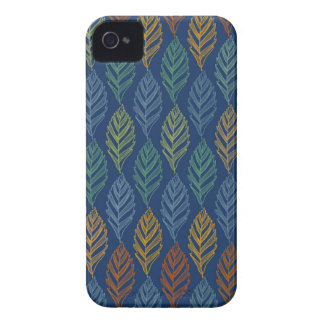 Autumn pattern a iPhone 4 case