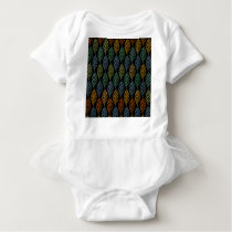 Autumn pattern b baby bodysuit