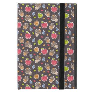 autumn pattern cover for iPad mini