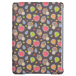 autumn pattern iPad air cover