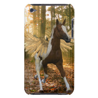 Autumn Pegasus Barely There iPod Cases