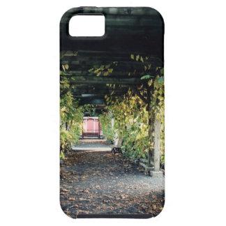 Autumn Pergola iPhone SE/5/5s Case
