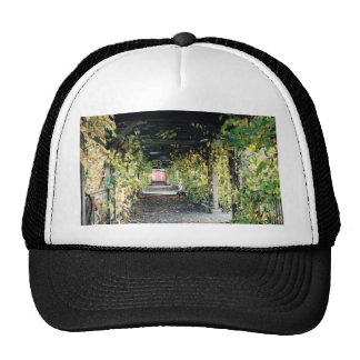 Autumn Pergola Trucker Hat