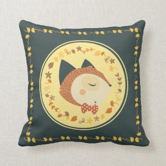Autumn pillow