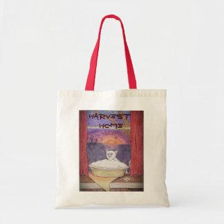 Autumn Pleasures Canvas Bag