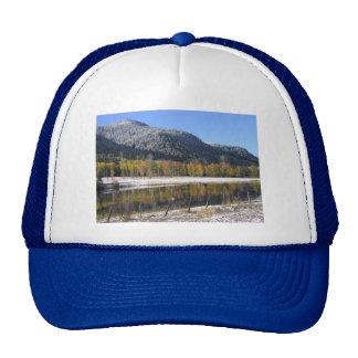 Autumn Pond Mesh Hat