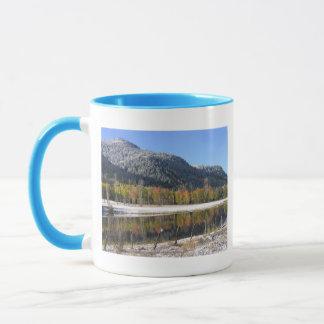 Autumn Pond Mug