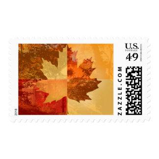 Autumn Stamps