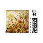Autumn Postage Stamp