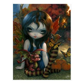 """""""Autumn"""" Postcard"""