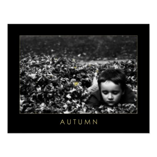 Autumn Posters