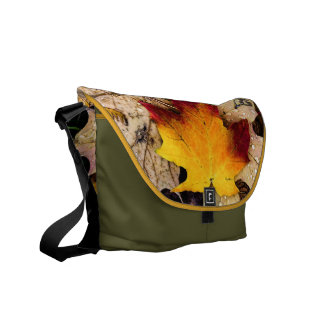 autumn presence courier bags