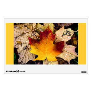 autumn presence wall decal