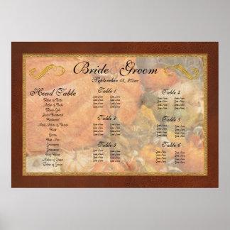 Autumn - Pumpkin - All of my relatives Poster