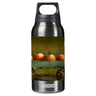 Autumn - Pumpkins - Free ride Insulated Water Bottle