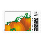 Autumn Pumpkins Stamps