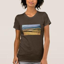 Autumn Rainbow, North Carolina T-Shirt