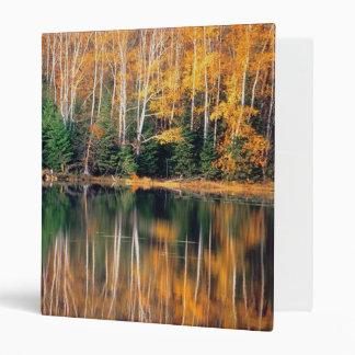 Autumn Reflections Binder