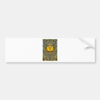 Autumn Reflections Bumper Sticker