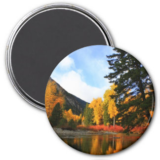 Autumn Reflections Magnet
