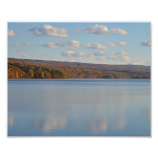 AUTUMN REFLECTIONS PHOTO PRINT