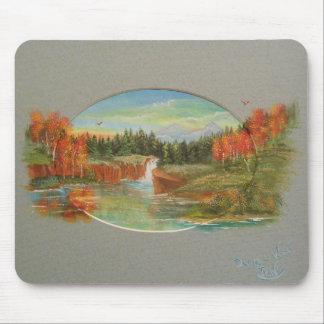 """Autumn Reverence"" Mousepad"