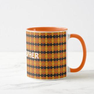 Autumn Ripple Mugs