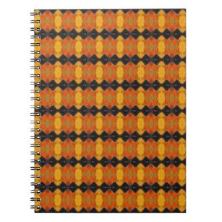 Autumn Ripple Notebook
