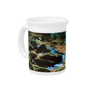Autumn River Drink Pitchers